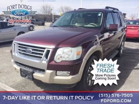 2008 Ford Explorer for sale at Fort Dodge Ford Lincoln Toyota in Fort Dodge IA