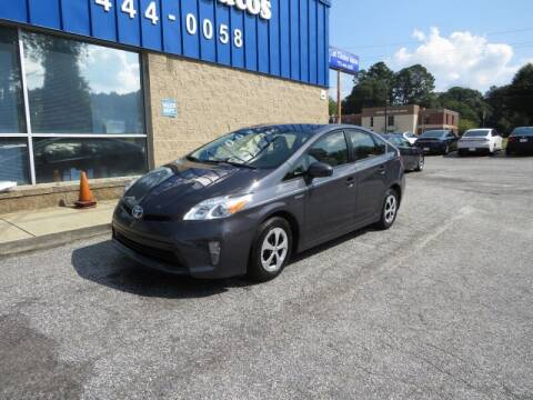 2012 Toyota Prius for sale at 1st Choice Autos in Smyrna GA