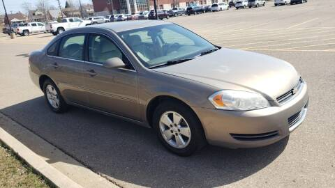 2007 Chevrolet Impala for sale at Yousif & Sons Used Auto in Detroit MI