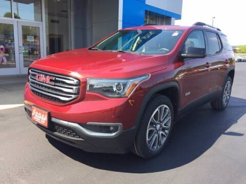 2017 GMC Acadia for sale at Jones Chevrolet Buick Cadillac in Richland Center WI
