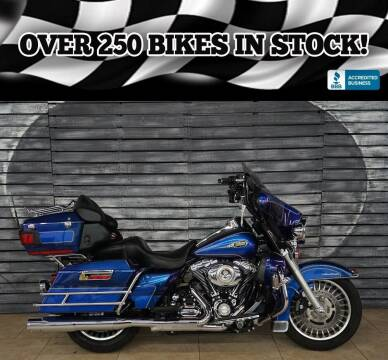 2009 Harley-Davidson Electra Glide for sale at Motomaxcycles.com in Mesa AZ