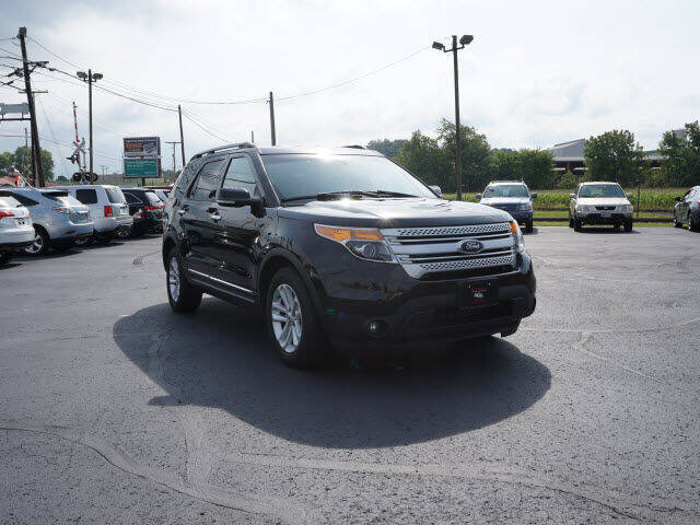 2014 Ford Explorer for sale at SWISS AUTO MART in Sugarcreek OH
