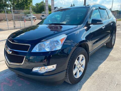 2010 Chevrolet Traverse for sale at Matthew's Stop & Look Auto Sales in Detroit MI