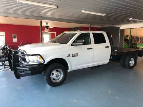 2013 RAM Ram Chassis 3500 for sale at B&R Auto Sales in Sublette KS