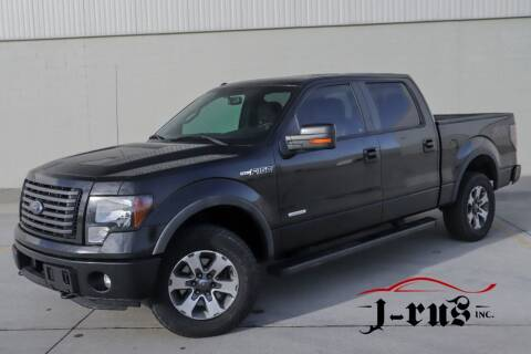 2012 Ford F-150 for sale at J-Rus Inc. in Macomb MI