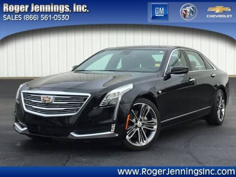 2018 Cadillac CT6 for sale at ROGER JENNINGS INC in Hillsboro IL