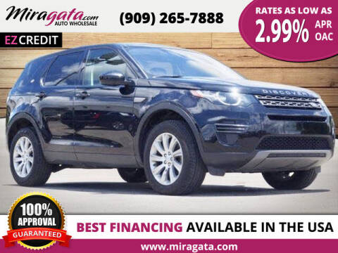 2019 Land Rover Discovery Sport for sale at Miragata Auto in Bloomington CA