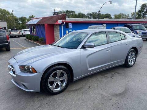 2014 Dodge Charger for sale at Car Mas Broadway in Crest Hill IL