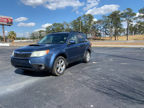 2009 Subaru Forester for sale at SELECT AUTO SALES in Mobile AL