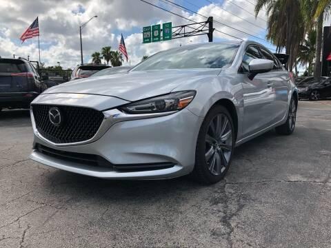 2018 Mazda MAZDA6 for sale at Gtr Motors in Fort Lauderdale FL