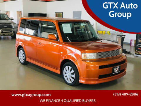 2004 Scion xB for sale at GTX Auto Group in West Chester OH