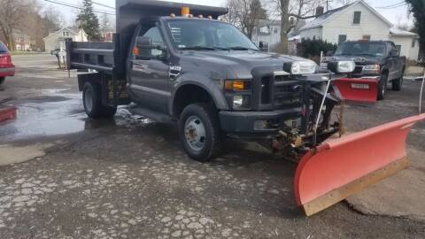 2008 Ford F-350 Super Duty for sale at Motor House in Alden NY