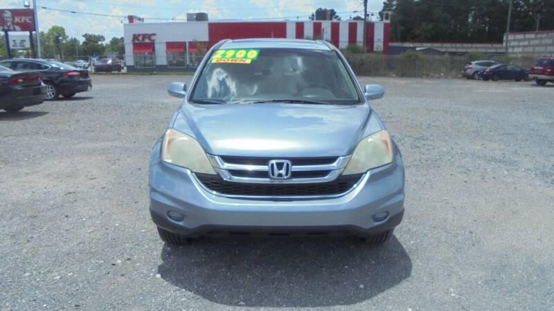 2010 Honda CR-V for sale at Auto Mart - Moncks Corner in Moncks Corner SC