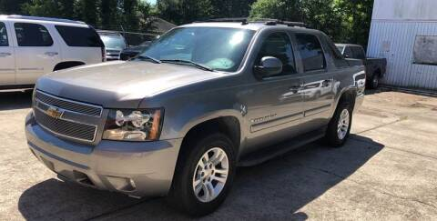 2007 Chevrolet Avalanche for sale at Baton Rouge Auto Sales in Baton Rouge LA