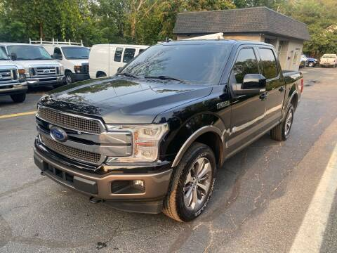 2019 Ford F-150 for sale at Advanced Fleet Management in Bloomfield NJ