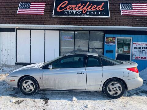 2002 Saturn S-Series for sale at Certified Auto Sales, Inc in Lorain OH