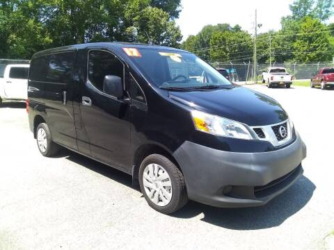 2017 Nissan NV200 for sale at Import Plus Auto Sales in Norcross GA