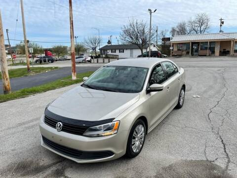 2014 Volkswagen Jetta for sale at Auto Hub in Grandview MO
