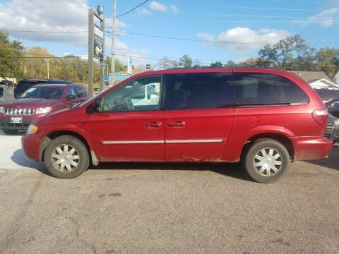 2006 Chrysler Town and Country for sale at RIVERSIDE AUTO SALES in Sioux City IA