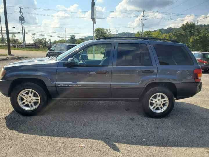 2003 Jeep Grand Cherokee for sale at Knoxville Wholesale in Knoxville TN