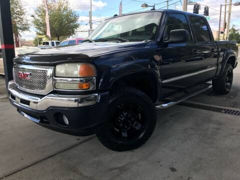 2005 GMC Sierra 1500 for sale at Michael's Imports in Tallahassee FL