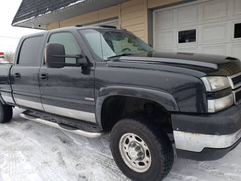 2003 Chevrolet Silverado 2500HD for sale at Gordon Auto Sales LLC in Sioux City IA