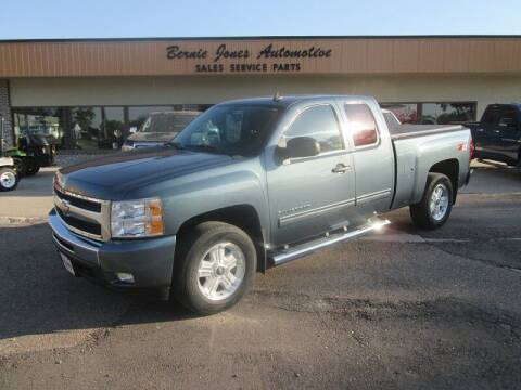 2011 Chevrolet Silverado 1500 for sale at Bernie Jones Auto in Cambridge NE