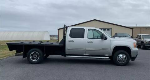 2011 GMC Sierra 3500HD for sale at DLUX Motorsports in Fredericksburg VA