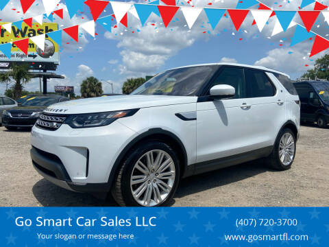 2017 Land Rover Discovery for sale at Go Smart Car Sales LLC in Winter Garden FL