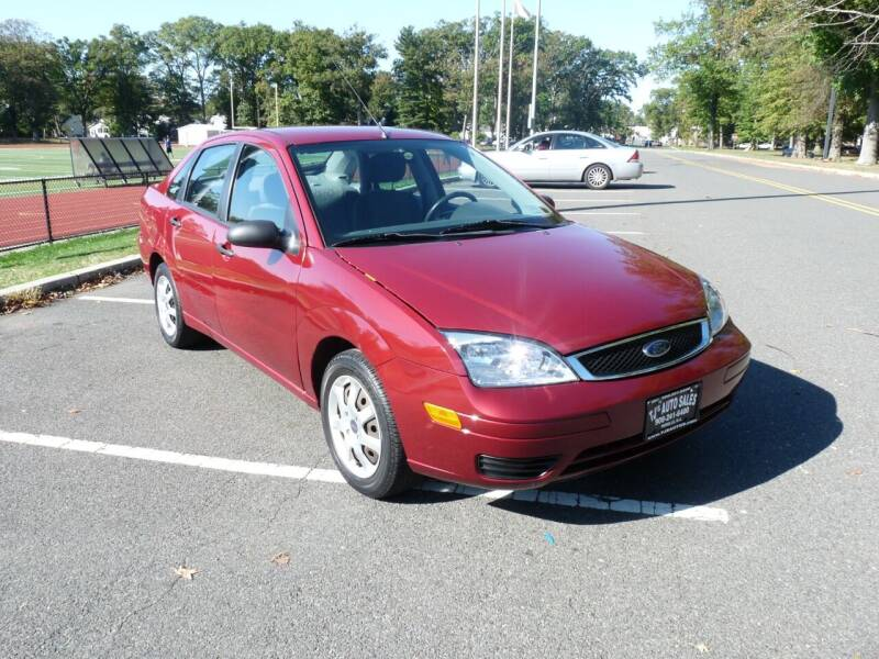 2005 Ford Focus for sale at TJS Auto Sales Inc in Roselle NJ
