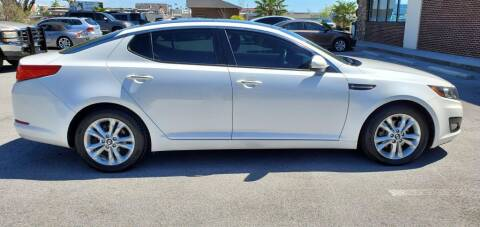 2011 Kia Optima for sale at Z Motors in Chattanooga TN