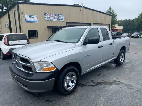2009 Dodge Ram Pickup 1500 for sale at EMH Imports LLC in Monroe NC