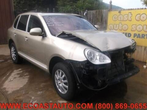 2006 Porsche Cayenne for sale at East Coast Auto Source Inc. in Bedford VA