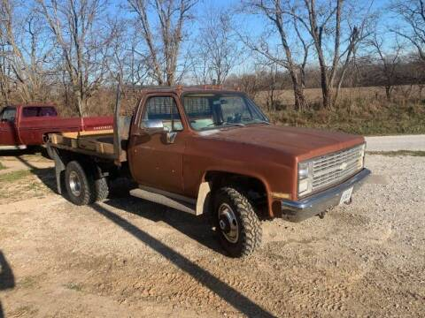 1983 Chevrolet C/K 30 Series for sale at Classic Car Deals in Cadillac MI