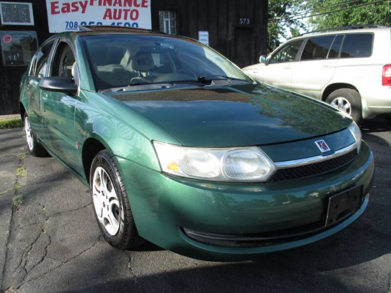 2004 Saturn Ion for sale at EZ Finance Auto in Calumet City IL