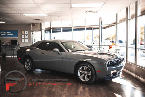 2017 Dodge Challenger for sale at Fortis Auto Group in Las Vegas NV