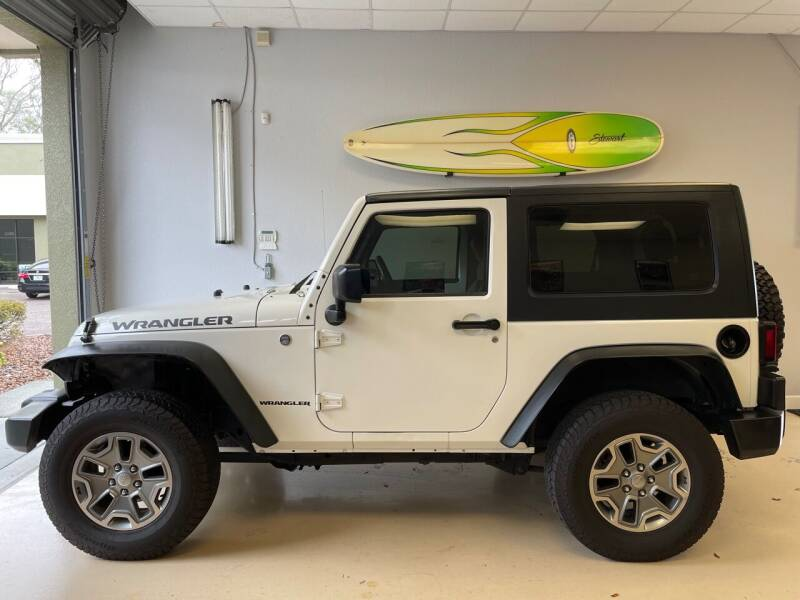 2008 Jeep Wrangler for sale at Jeep and Truck USA in Tampa FL
