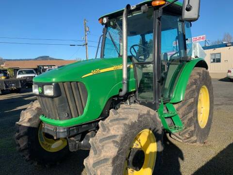2008 John Deere 5425 for sale at DirtWorx Equipment - Used Equipment in Woodland WA