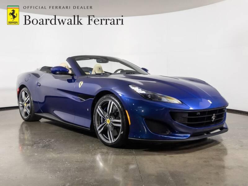 2019 Ferrari Portofino for sale in Plano, TX