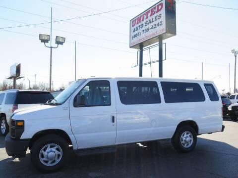 2011 Ford E-Series Wagon for sale at United Auto Sales in Oklahoma City OK