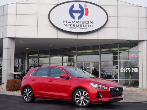 2019 Hyundai Elantra GT for sale at Harrison Imports in Sandy UT