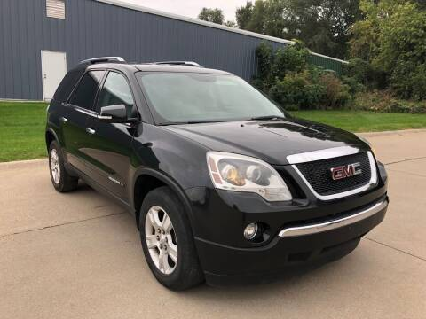 2008 GMC Acadia for sale at Divine Auto Sales LLC in Omaha NE