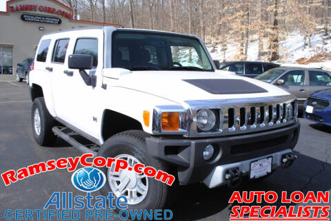 2009 HUMMER H3 for sale at Ramsey Corp. in West Milford NJ