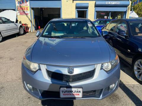 2009 Acura TSX for sale at Polonia Auto Sales and Service in Hyde Park MA