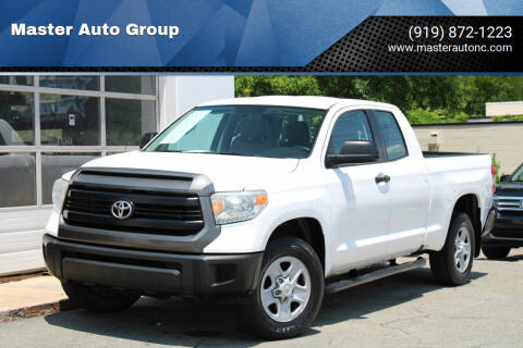 2014 Toyota Tundra for sale at Master Auto Group in Raleigh NC