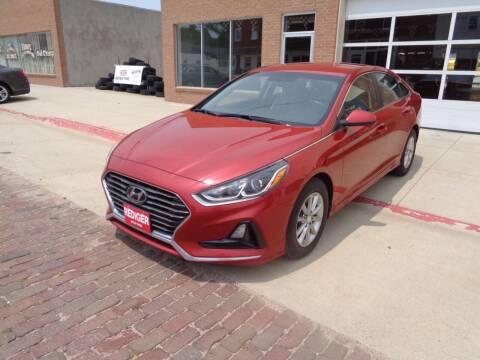 2018 Hyundai Sonata for sale at Rediger Automotive in Milford NE
