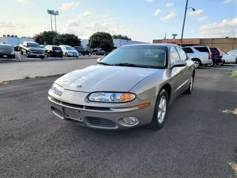 2001 Oldsmobile Aurora for sale at Image Auto Sales in Dallas TX