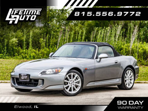 2008 Honda S2000 for sale at Lifetime Auto in Elwood IL