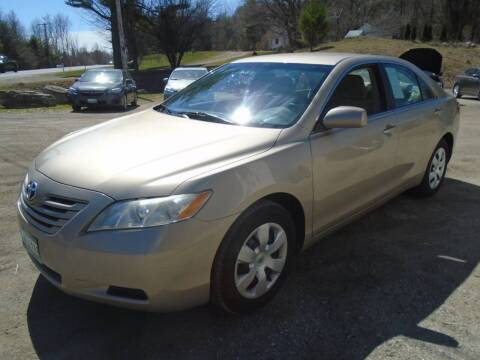 2009 Toyota Camry for sale at Wimett Trading Company in Leicester VT