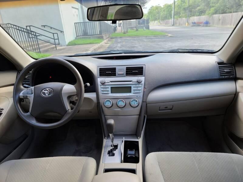 2008 Toyota Camry LE 4dr Sedan 5A - Houston TX